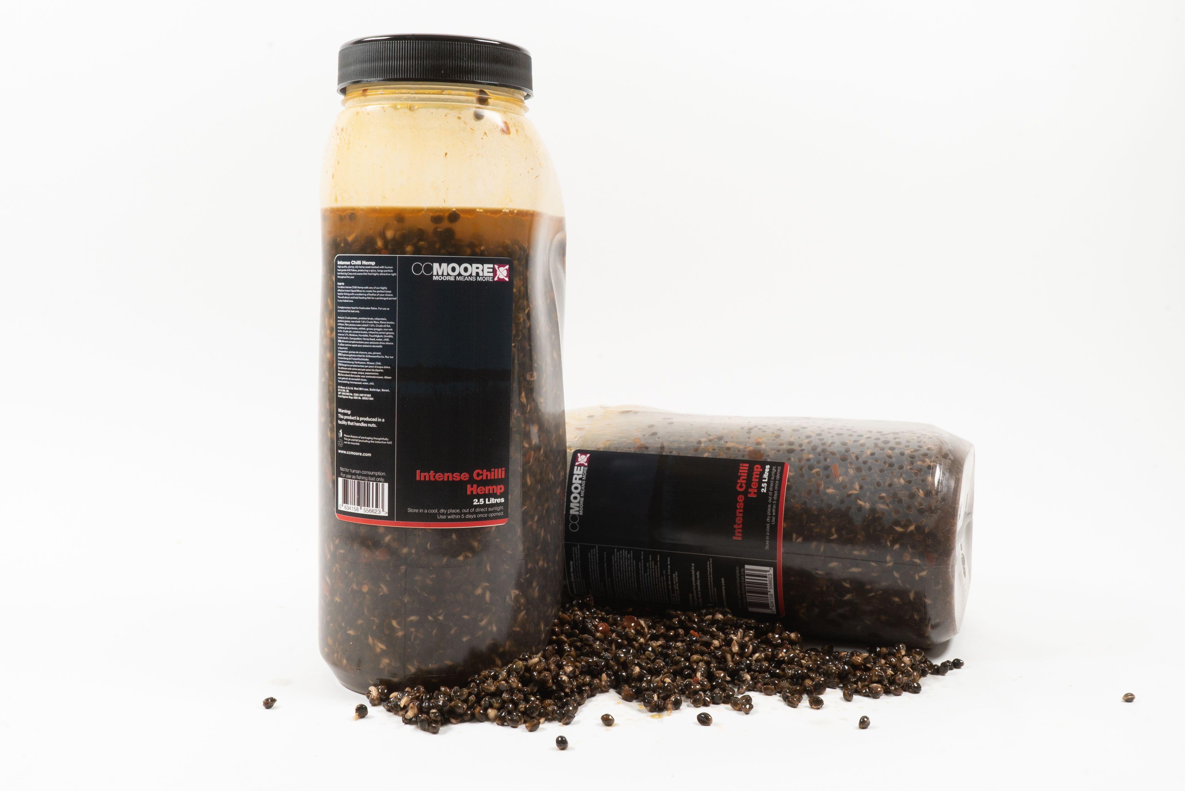 CC Moore nakládaný partikl - Konopí v Chilli nálevu 2,5l
