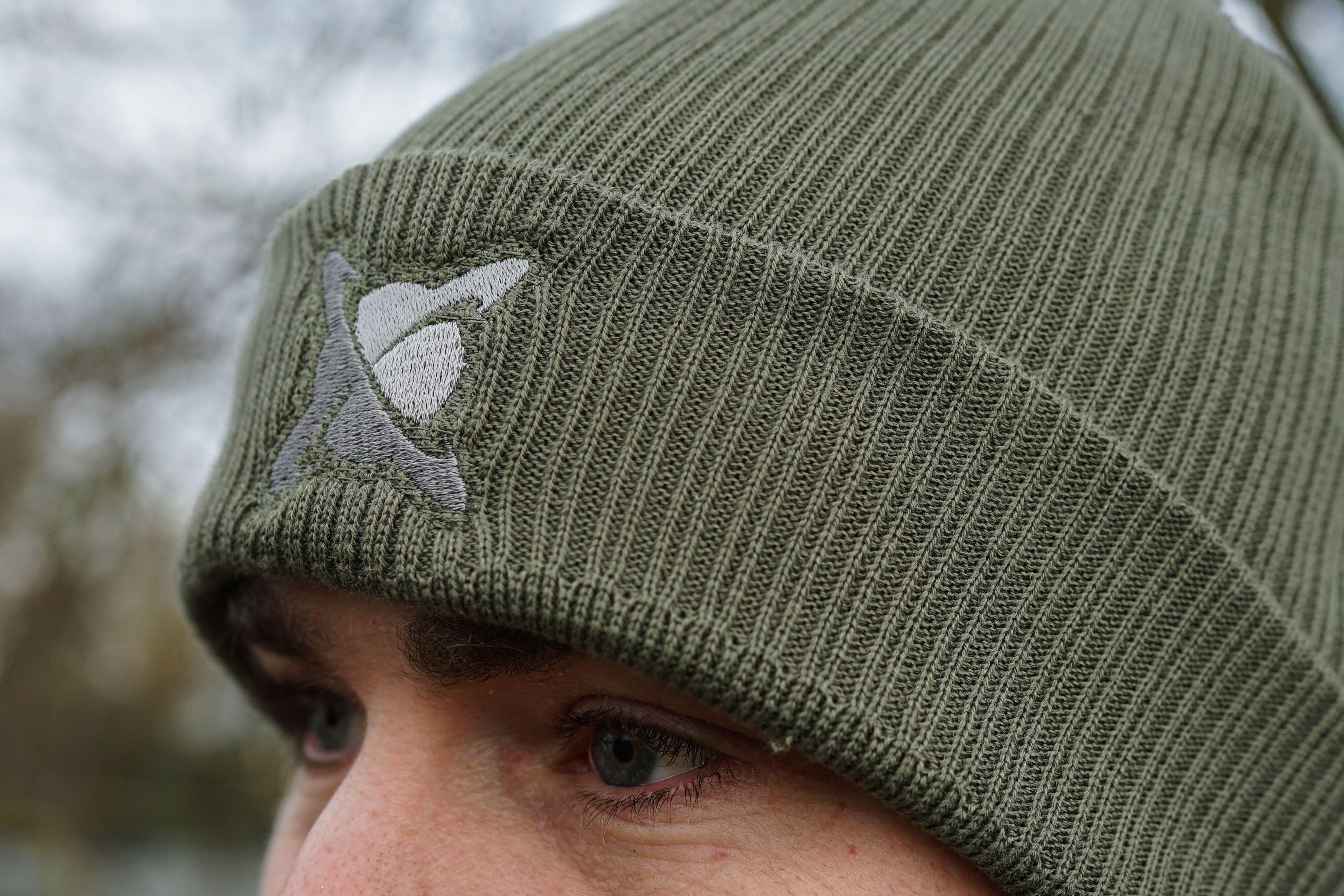 CC Moore oblečení - Zimní čepice Beanie Green