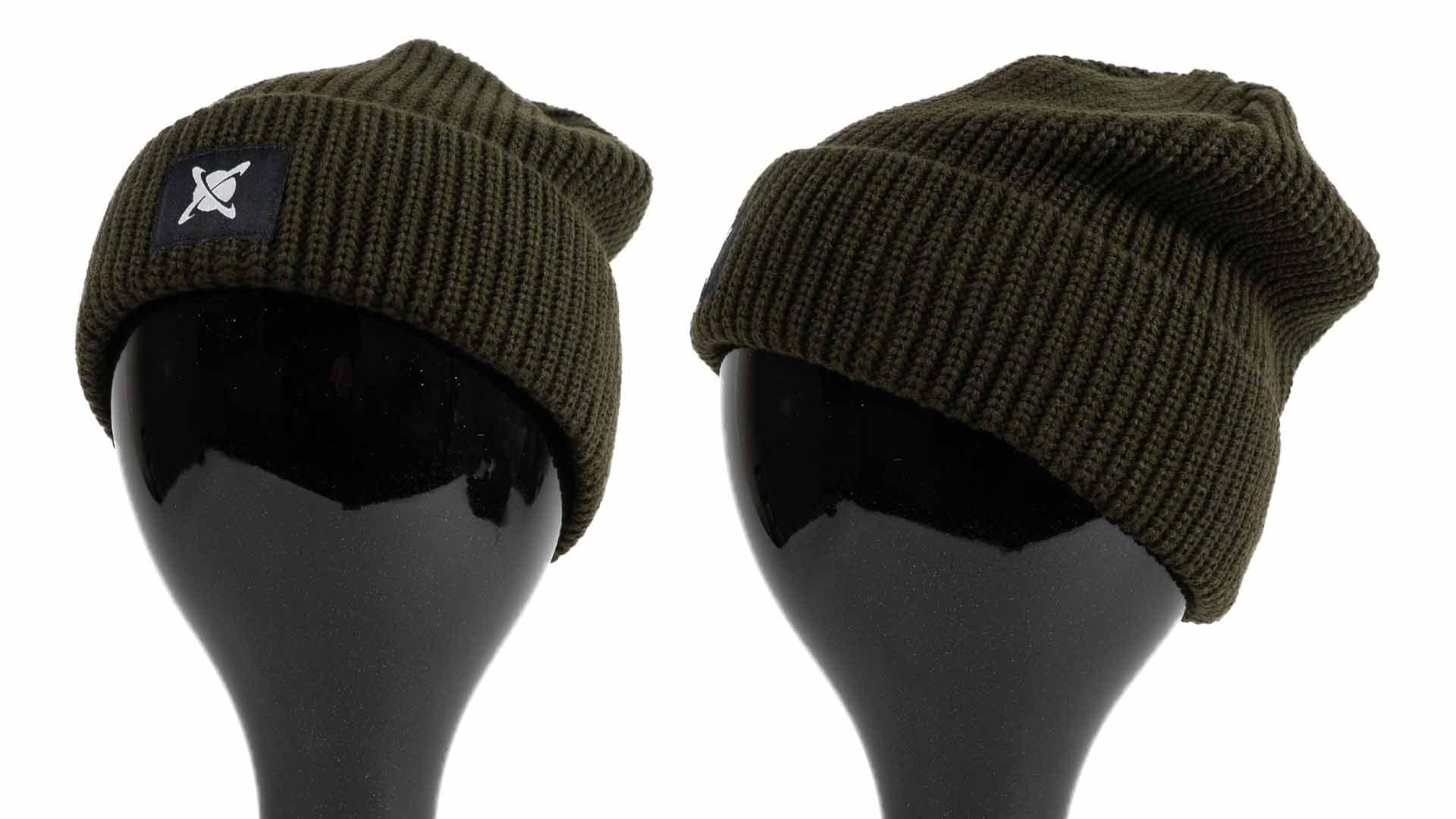 CC Moore oblečení - Zimní čepice Beanie Hat Green