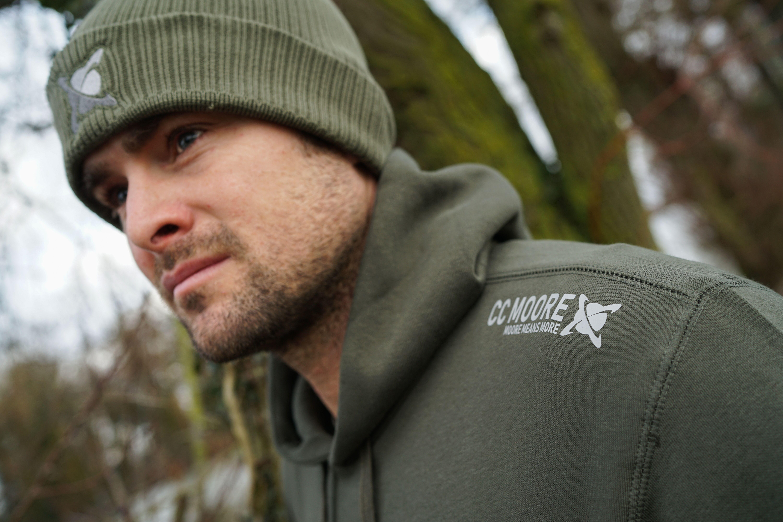 CC Moore oblečení - Mikina Khaki M