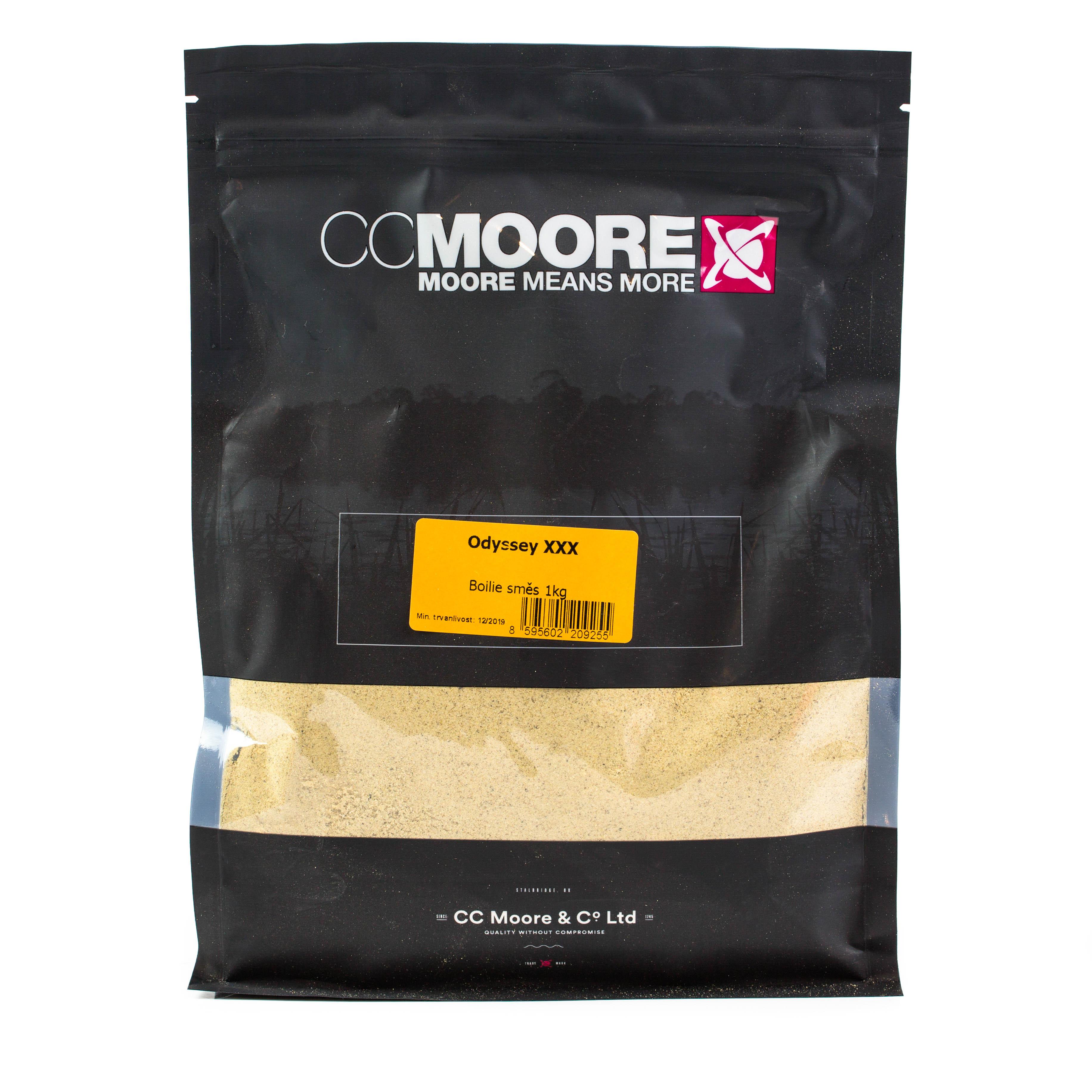 CC Moore Odyssey XXX - Boilie směs 5kg