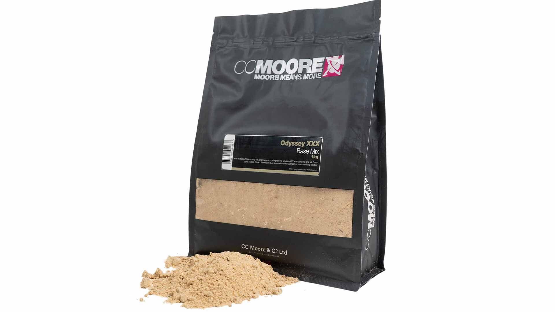 CC Moore Odyssey XXX - Boilie směs 1kg
