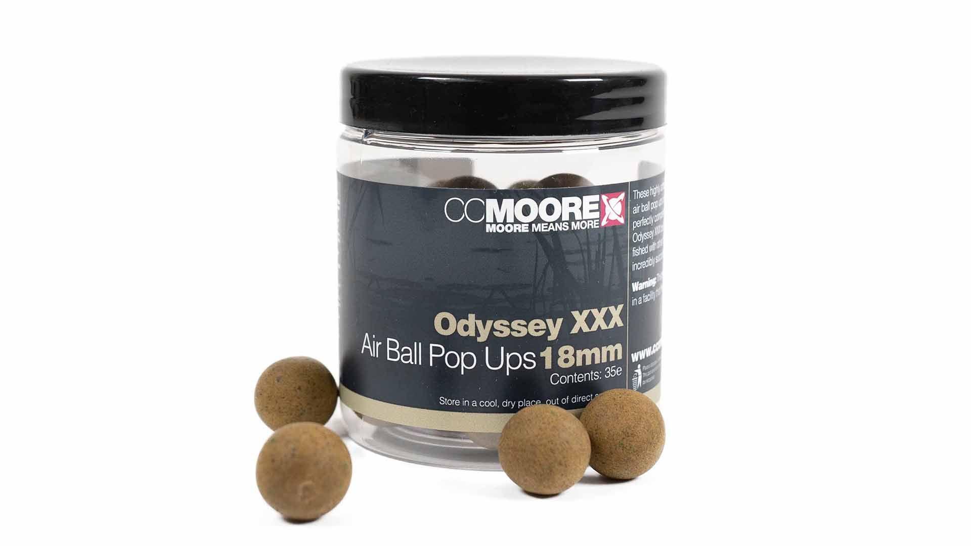 CC Moore Odyssey XXX - Plovoucí boilie 18mm 35ks