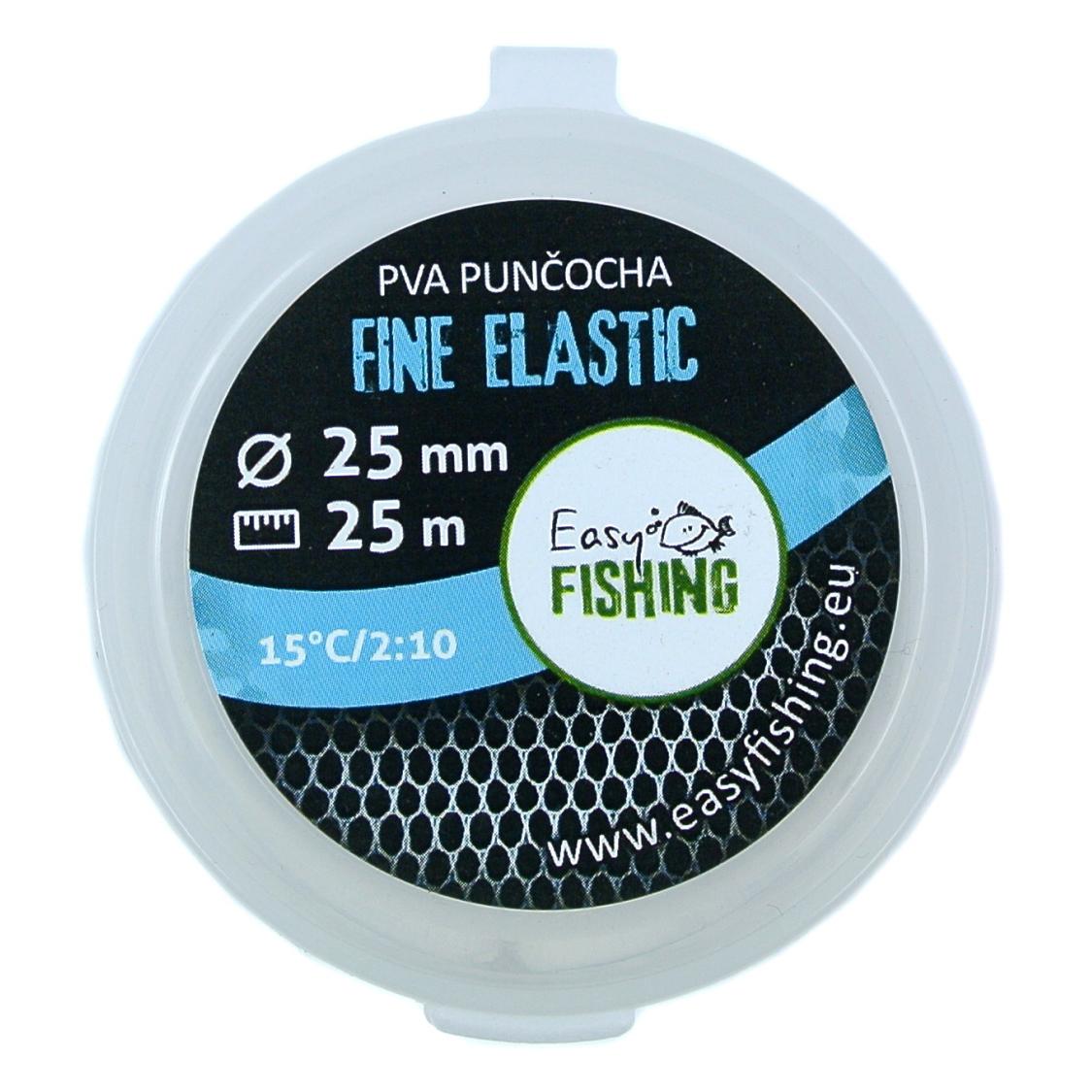 EasyFISHING 25m náhradní - PVA punčocha ELASTIC FINE 25mm