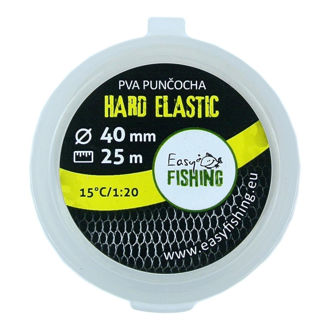 EasyFISHING 25m náhradní - PVA punčocha ELASTIC HARD 40mm