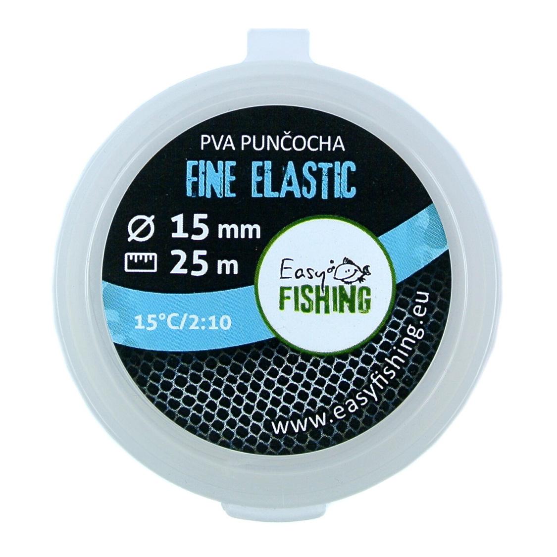 EasyFISHING 25m náhradní - PVA punčocha ELASTIC FINE 15mm