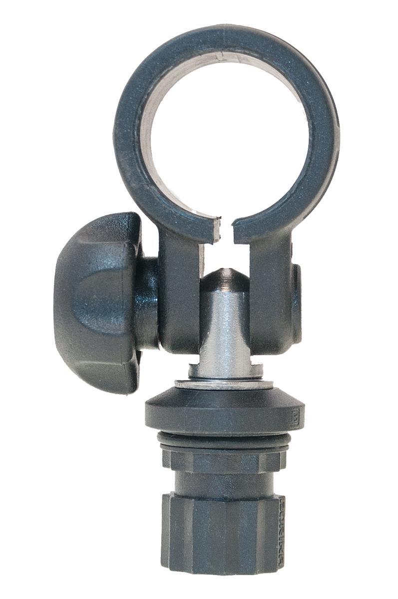 Fasten příslušenství - Objímka na trubky 32mm s adaptérem do držáku