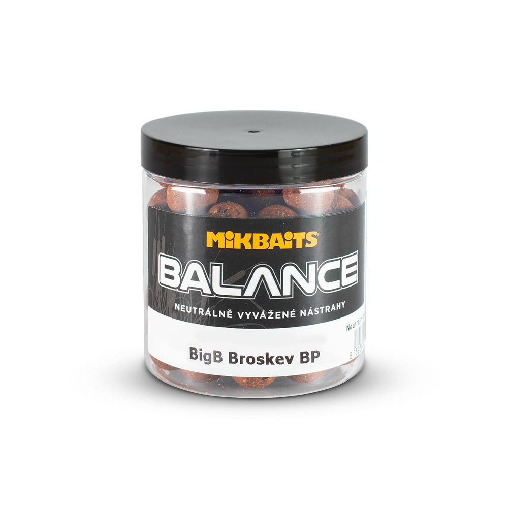 BiG balance 250ml - BigB Broskev Black pepper 16mm