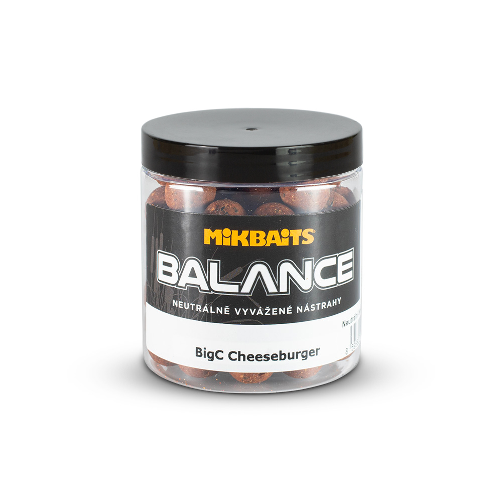 BiG balance 250ml - BigC Cheeseburger 24mm