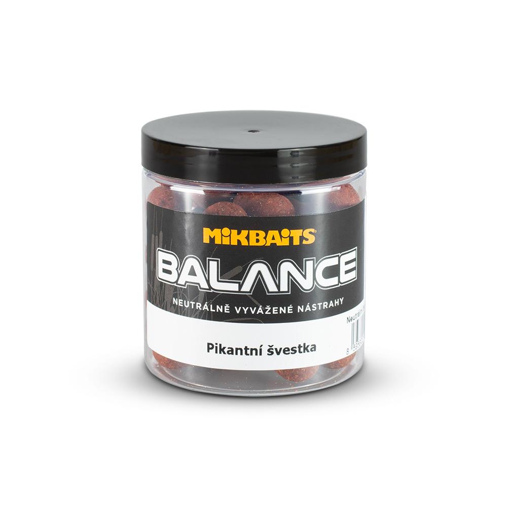 Spiceman balance 250ml - Pikantní švestka 16mm