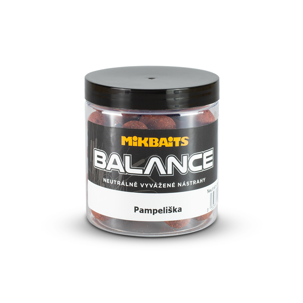 Spiceman balance 250ml - Pampeliška 24mm