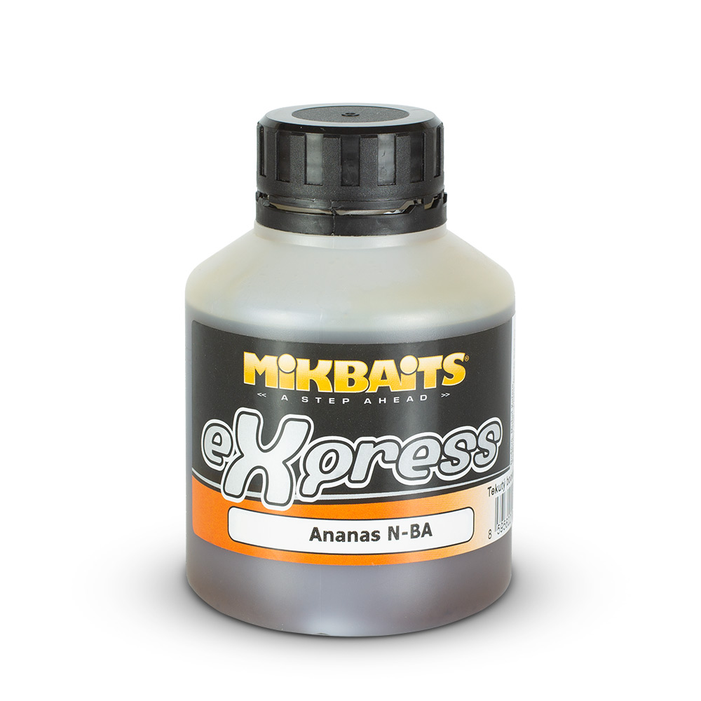 eXpress booster 250ml - Ananas N-BA