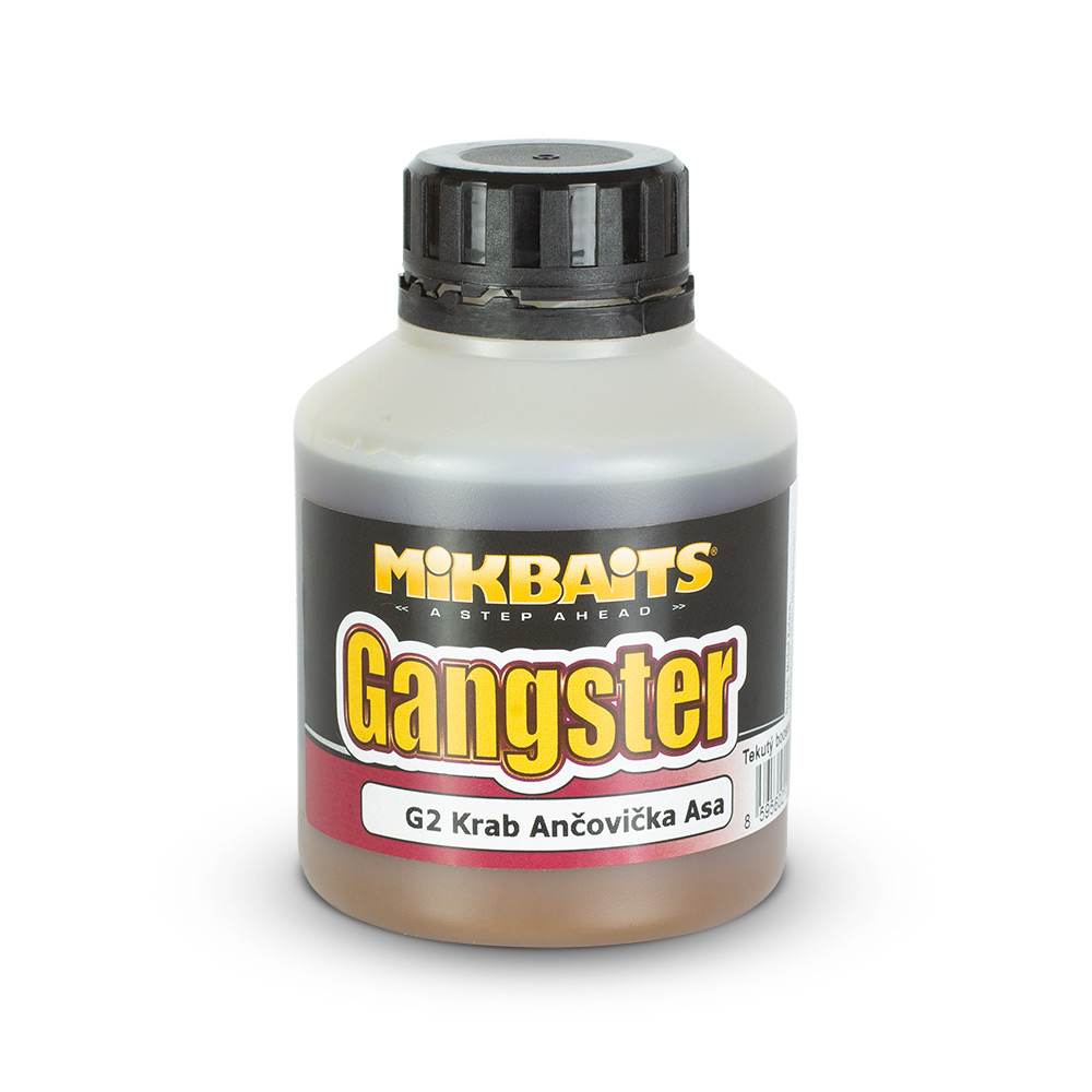 Gangster booster 250ml - G2 Krab Ančovička Asa