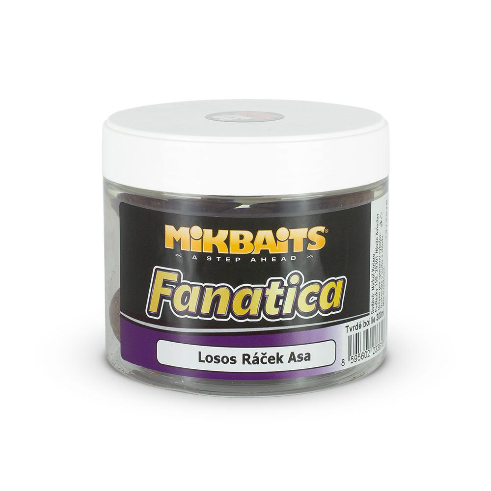 Fanatica extra hard boilie 300ml - Losos Ráček Asa 24mm
