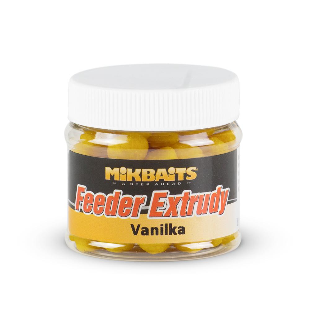 Měkké feeder extrudy 50ml - Vanilka