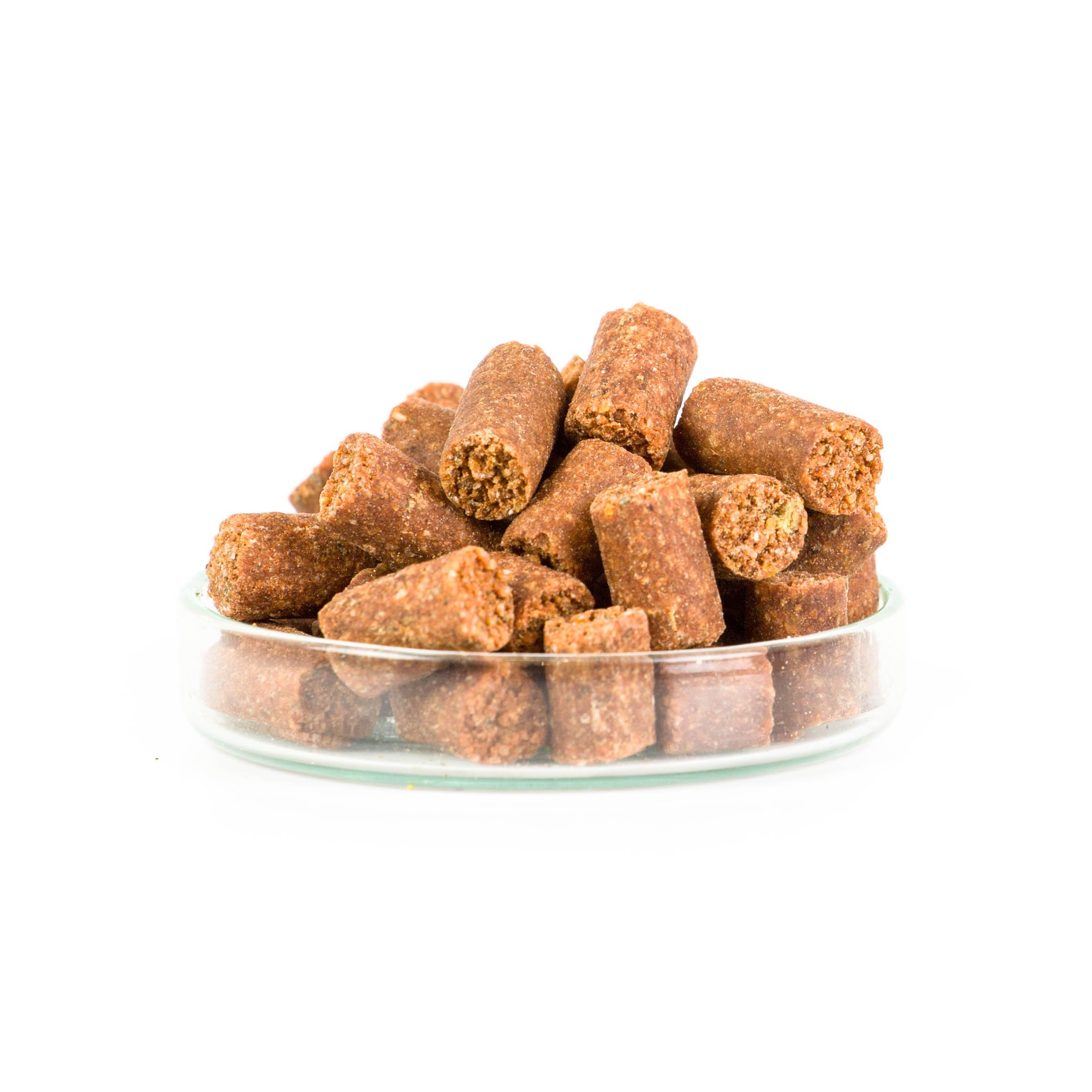 Spiceman pelety 1kg - Pikantní švestka 6mm