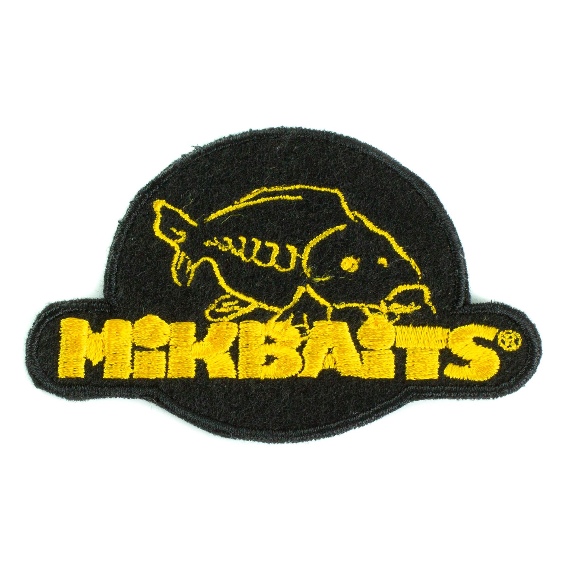 Propagační předměty - Nášivka Mikbaits kulatá