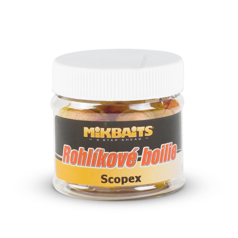 Rohlíkové boilie 50ml - Scopex