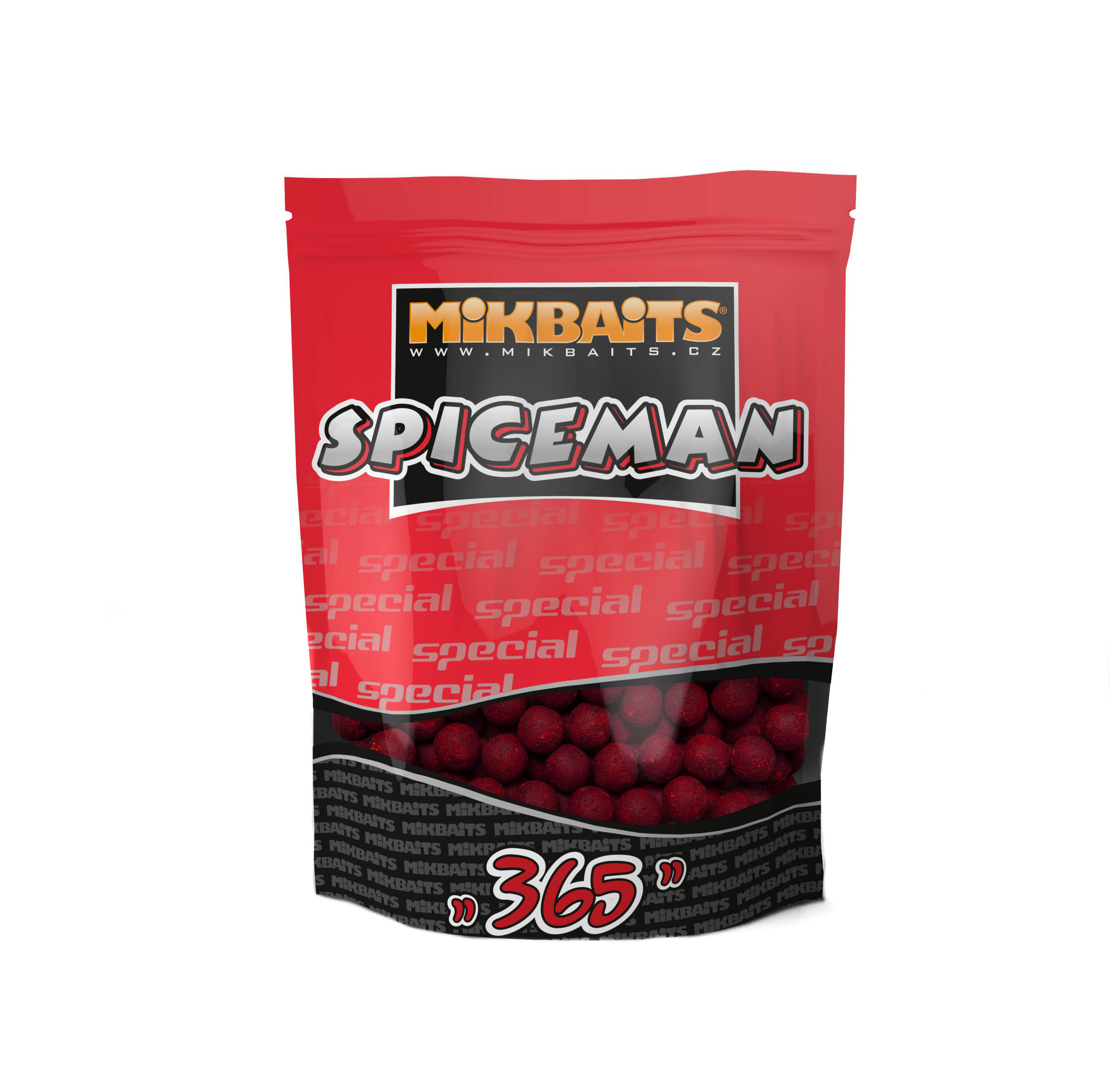 Boilie Mikbaits Spiceman WS2 Spice 300g 16mm