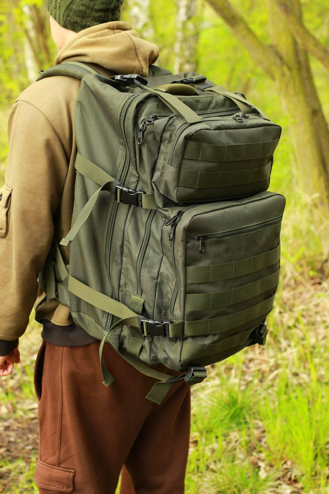 Taska- Backpack batoh na záda medium